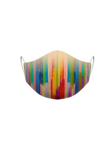 Bobaringa Maske Renkli